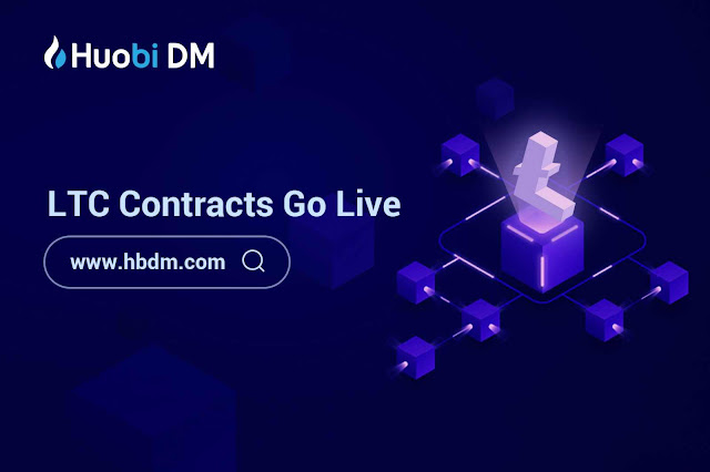 Huobi DM Announces Litecoin (LTC) Crypto Asset Contract Service