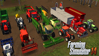 Farming Simulator 14 3DS Single Link