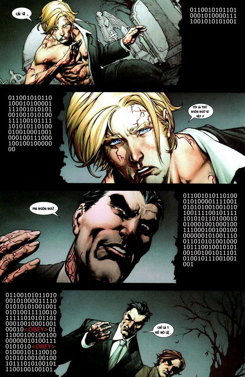 X-Men Necrosha chap 1 trang 29