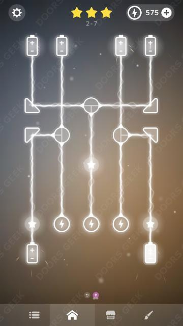 Laser Overload [Beginner] Level 2-7 Solution, Walkthrough, Cheats