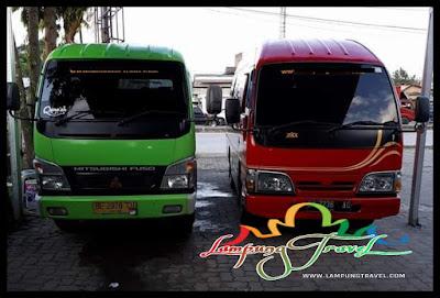 Travel Jati Asih ke Bandar Lampung
