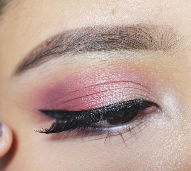 EOTD Smokey Eyes Pink