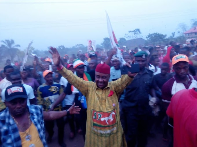 IT'S THE TURN OF AWKA NORTH FOR HOUSE OF REPS SEAT - INDIGENES CRY OUT