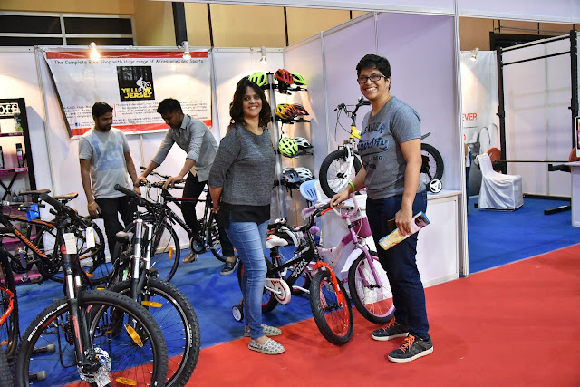 Airtel Hyderabad Marathon Expo & SportExpo India Inaugurated today