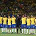 Brasil continua em segundo lugar no novo ranking da Fifa