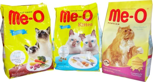 7 merk makanan kucing yang bagus dan harga