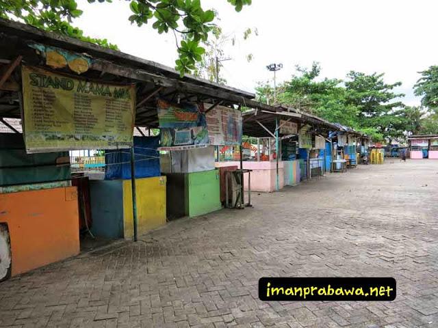 Lapak Pedagang Melayu Square