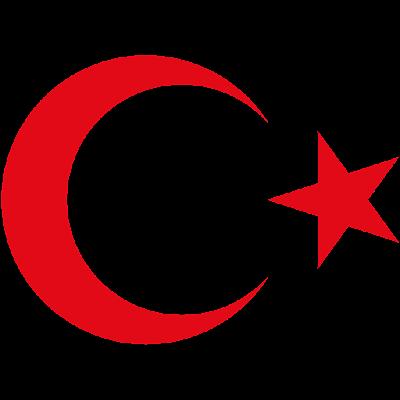 Coat of arms - Flags - Emblem - Logo Gambar Lambang, Simbol, Bendera Negara Turki
