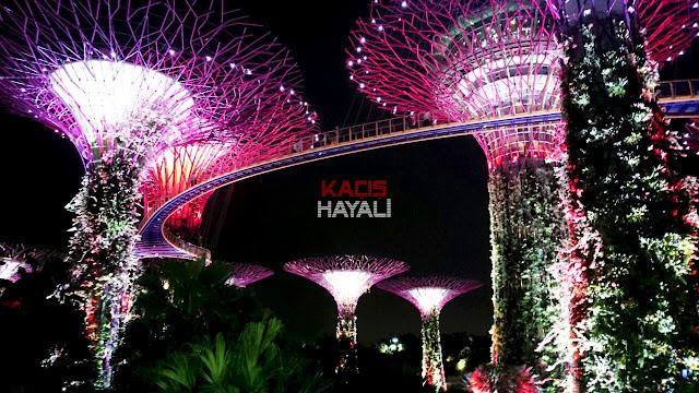 Singapur gardens by the bay