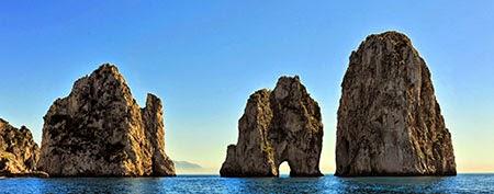 Fraglioni-Capri
