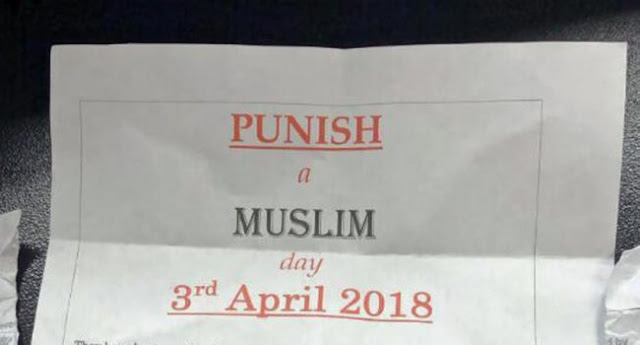 Man charged with soliciting to murder over Punish a Muslim Day letters
