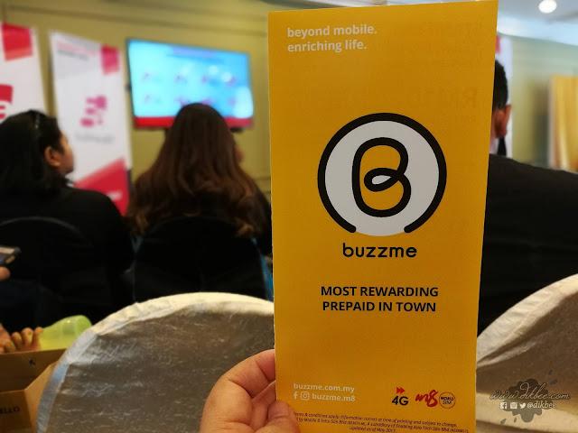 BuzzMe World Sim Starter Pack : Satu Sim Kad Untuk Melancong