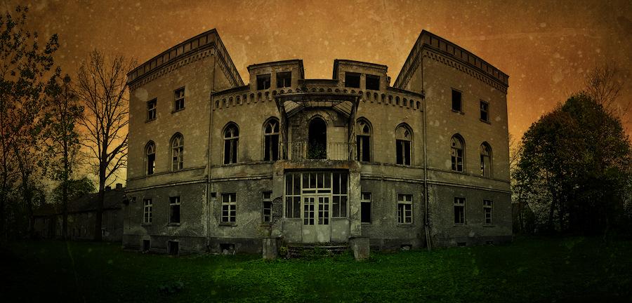 Pałac [WĘDRYNIA]