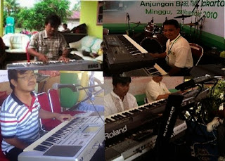 Sound System Organ Tunggal