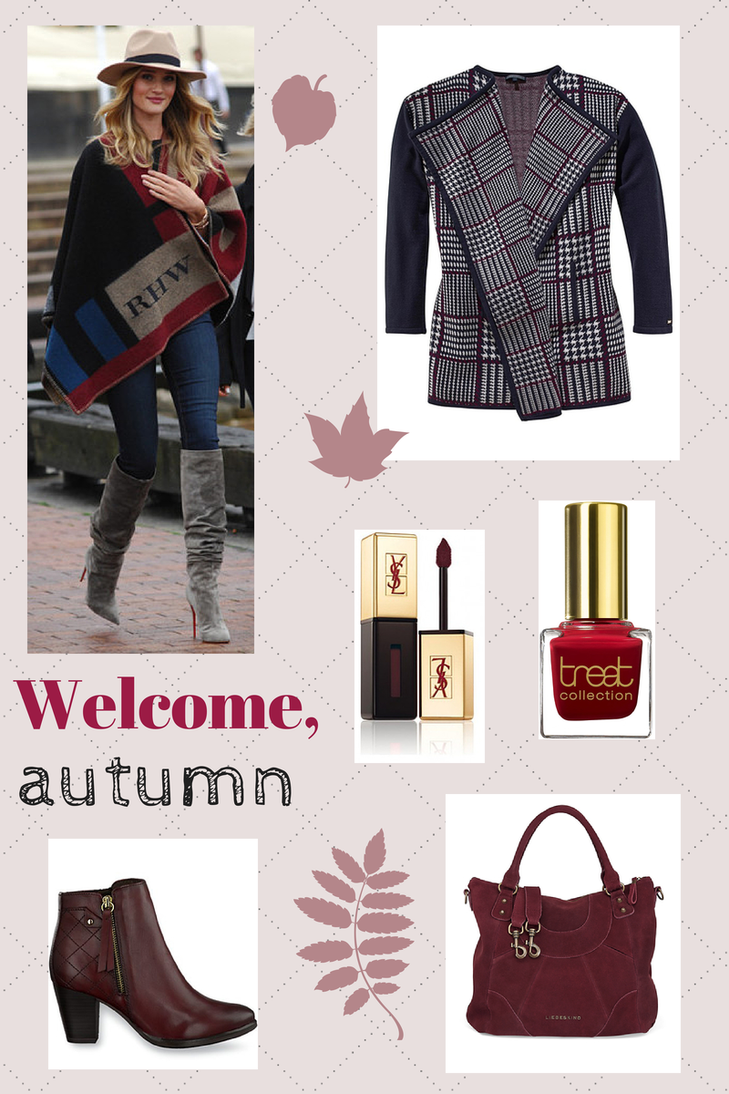 Fashion und Beauty Essentials für den Herbst 2014