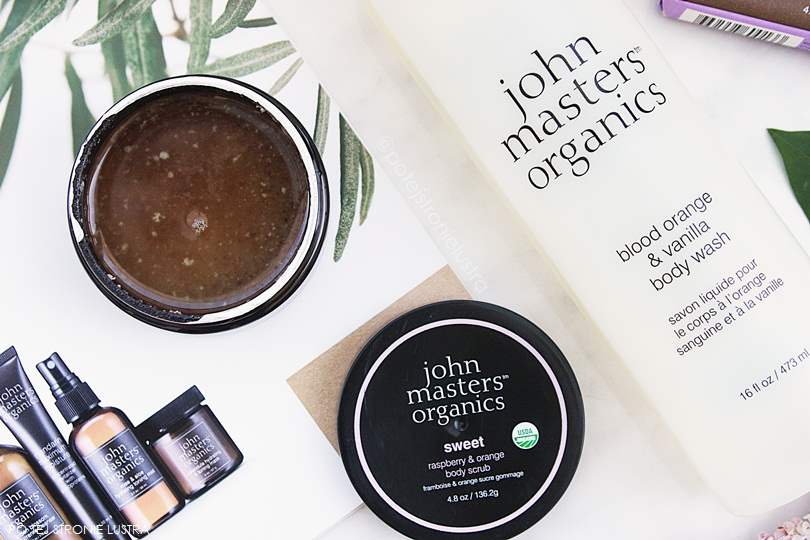 naturalne kosmetyki john masters organics
