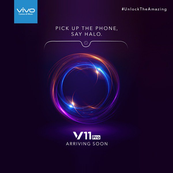 Vivo V11 Pro launching on 6 Spetember in India, Here are it's leaked Features