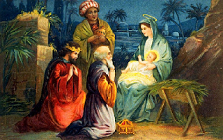 Cantos para missa da Epifania do Senhor