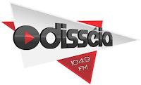 Rádio Odisséia FM 104,9 de Serafina Côrrea RS