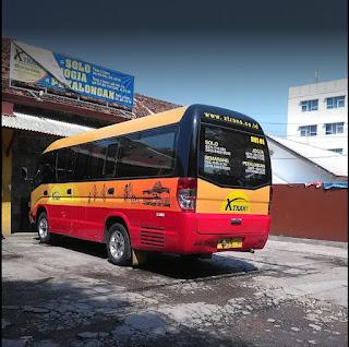 Travel Xtrans Semarang