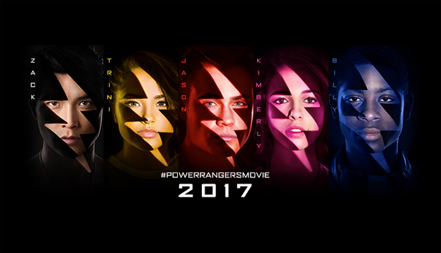 Power Rangers (2017) Full Movie