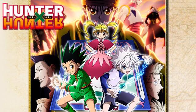 Hunter x Hunter (2011) | [BNB] Anime, Manga y algo mas ...