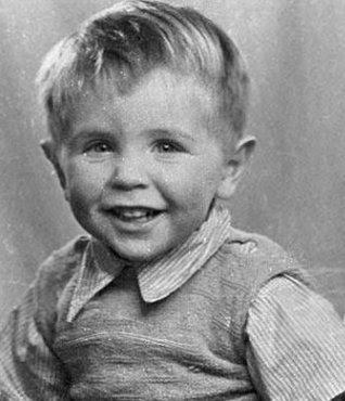 Stephen Hawking masih kecil