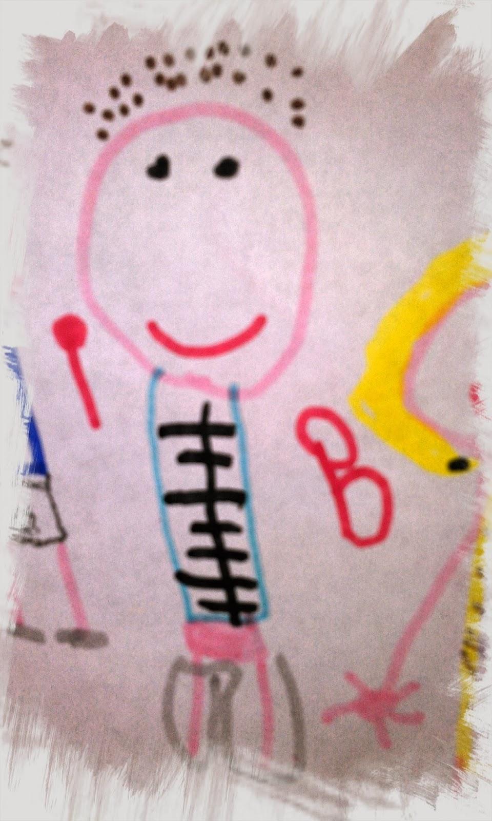 La Psicologia Con I Bambini Interpretiamo I Disegni La Figura Umana
