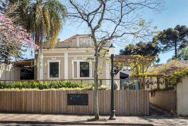 Casa na Rua Comendador Araujo 938