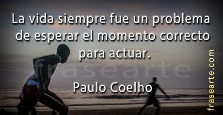 Frases de la vida Paulo Coelho