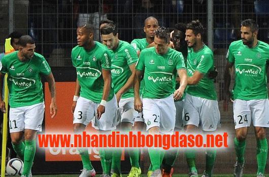 Saint Etienne vs Lille 21h00 ngày 10/3 www.nhandinhbongdaso.net