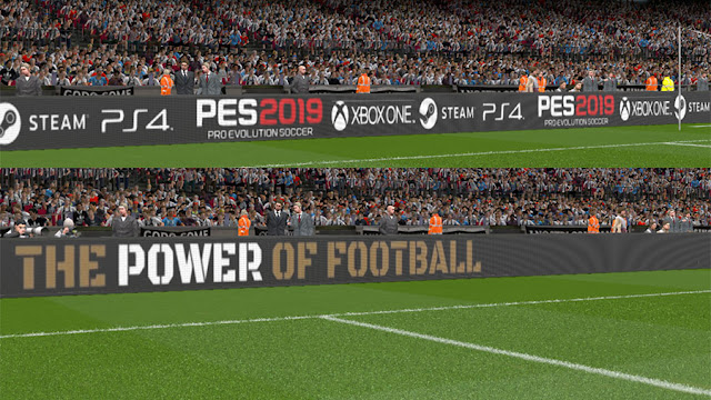 PES 2017 Graphic Pack Like PES 2019 by Micano4u - Micano4u