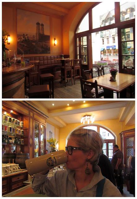 Cervejaria Wirtshaus Ayingers Cerveja Onde beber em Munique Alemanha