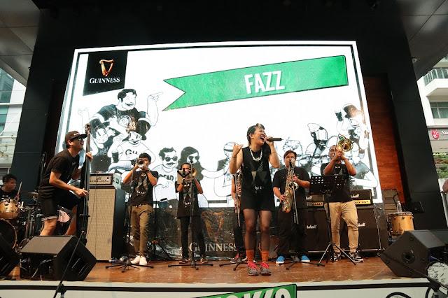 fazz guinness malaysia st patrick's 2017