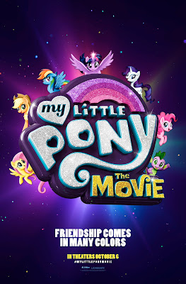 My Little Pony movie Official Poster
