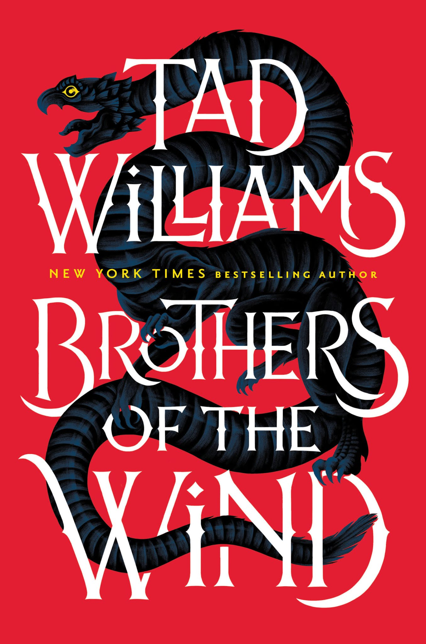 Brothers of the Wind by Tad Williams