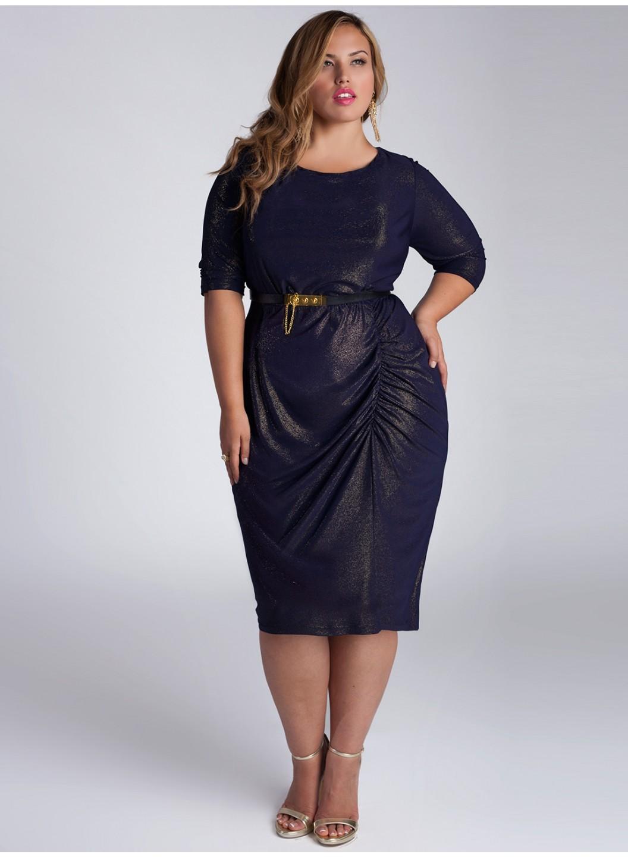 Disenos de vestidos informales para dama