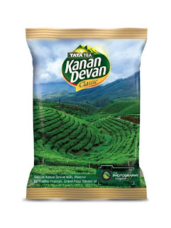 The picturesque Kanan Devan Hills now adorn Special Edition packs of Tata Tea Kanan Devan