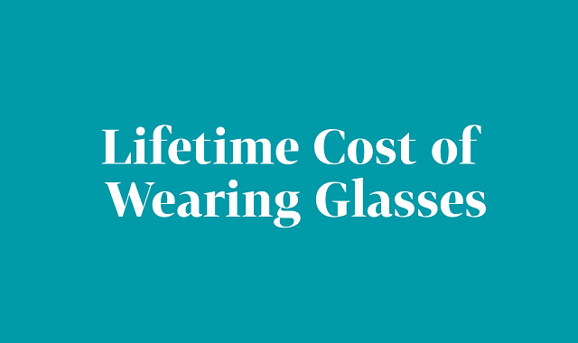 How expensive can eyeglasses get?