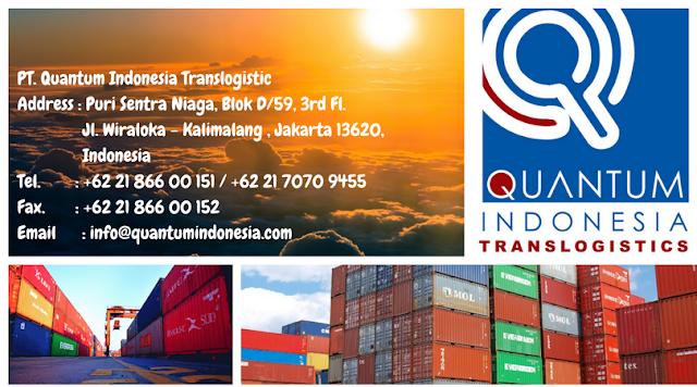 international freight forwarding in indonesia - quantum indonesia