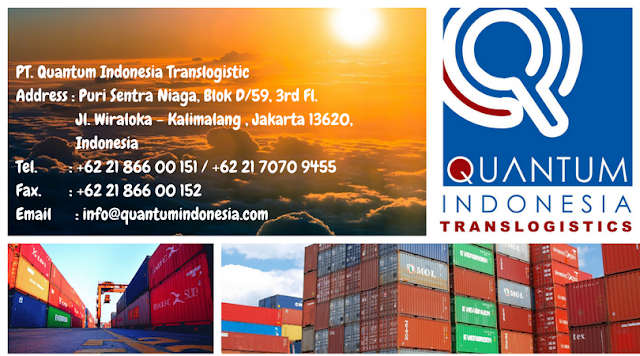 international freight forwarding in indonesia - quantum indonesia