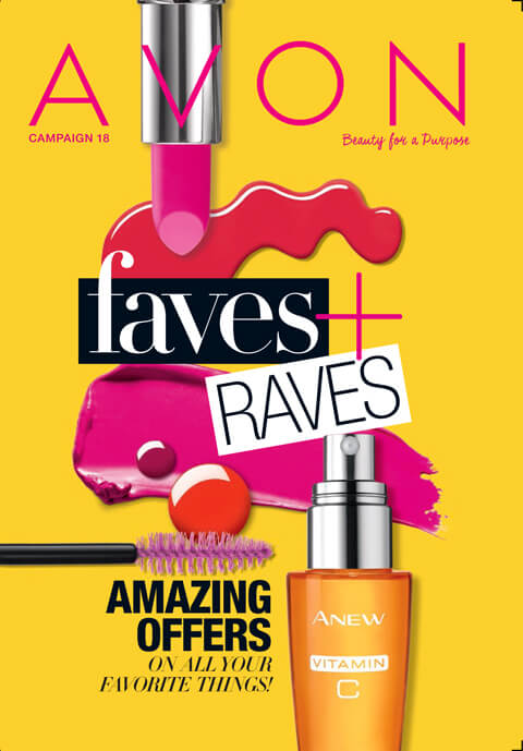 Avon Campaign 18 2016 Brochure - Current Catalog Online