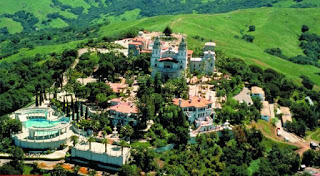 Hearst Mansion