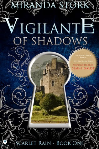 Vigilante of Shadows by Miranda Stork