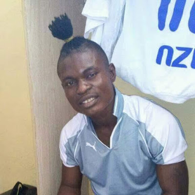 Shootings Stars defender Izu Joseph died after he was hit by stray bullet