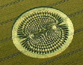 Os Misteriosos Crop Circles: Lindas Imagens.