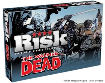 The Walking Dead :  le Risk