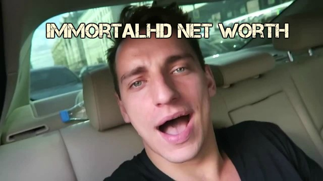 ImmortalHD Net Worth