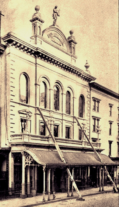 fifth avenue theater houses pirates of penzance by arthur sullivan To read more about the story and history of the pirates of penzance, click here composer bio born in london on 13 may 1842, arthur seymour sullivan was a child (choirboy) of the chapel royal.