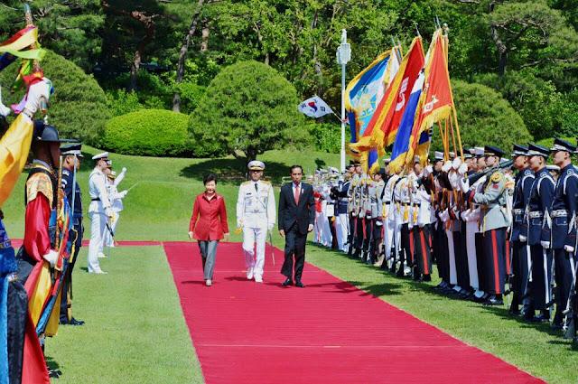 Presiden Jokowi dinobatkan sebagai tokoh inspiratif Asia